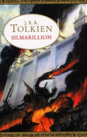 """""""Silmarillion"""" av John Ronald Reuel Tolkien"""