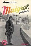 """""""Maigret på ferie"""" av Georges Simenon"""