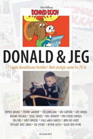 """""""Donald & jeg - Walt Disney's Donald Duck & Co"""" av Solveig Thime"""