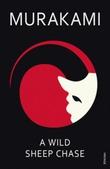 """""""A wild sheep chase"""" av Haruki Murakami"""