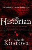 """The historian"" av Elisabeth Kostova"