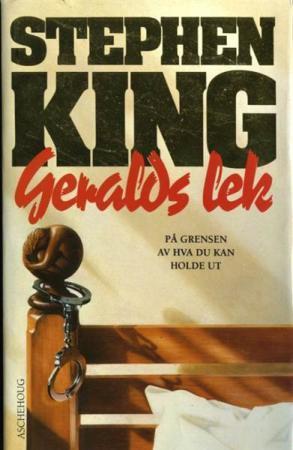 """""""Geralds lek"""" av Stephen King"""