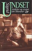 """""""Artikler og essays om litteratur"""" av Sigrid Undset"""