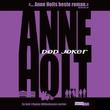 """""""Død joker"""" av Anne Holt"""