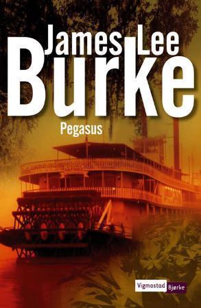 """""""Pegasus"""" av James Lee Burke"""