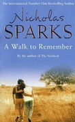"""A walk to remember"" av Nicholas Sparks"