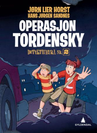 """""""Operasjon Tordensky"""" av Jørn Lier Horst"""