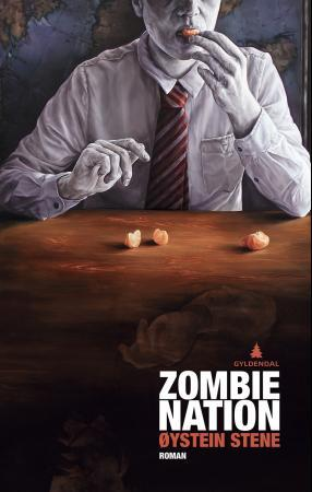 """Zombie nation - roman"" av Øystein Stene"