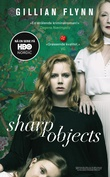 """""""Sharp objects"""" av Gillian Flynn"""