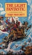 """The light fantastic - a sequel to The colour of magic"" av Terry Pratchett"