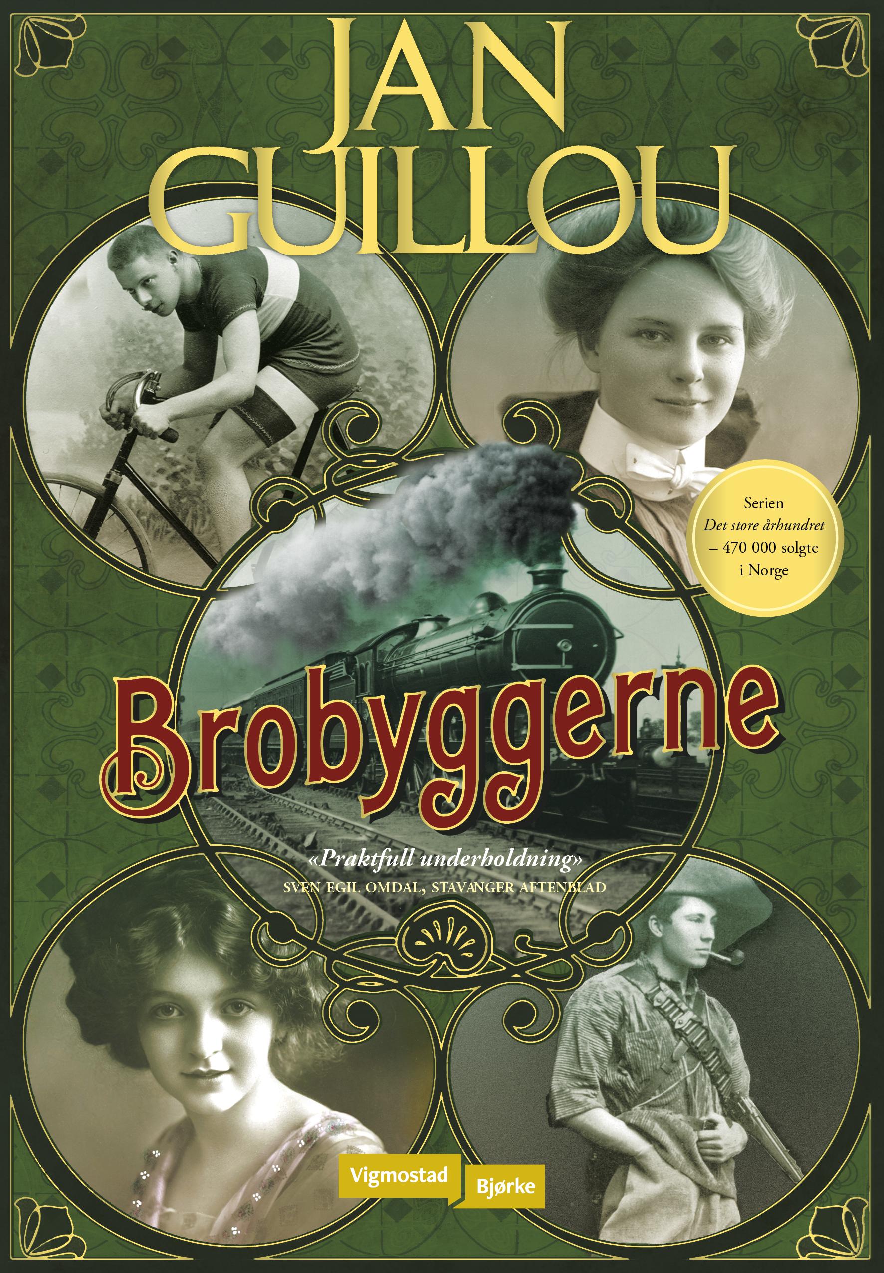 """""""Brobyggerne"""" av Jan Guillou"""