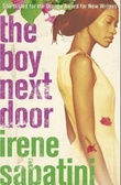 """The boy next door"" av Irene Sabatini"