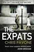"""""""The expats"""" av Chris Pavone"""