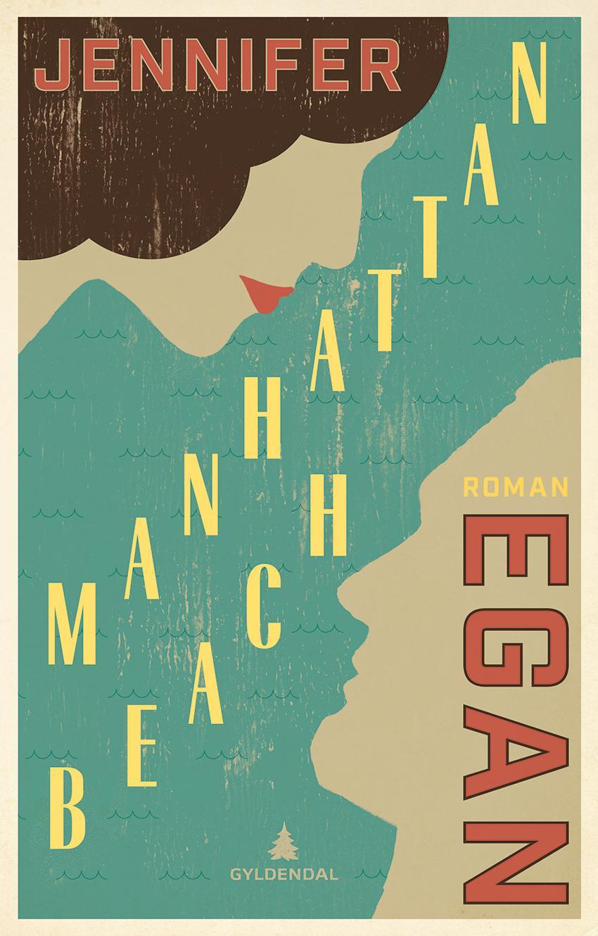 """Manhattan Beach"" av Jennifer Egan"