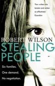 """Stealing people"" av Robert Wilson"