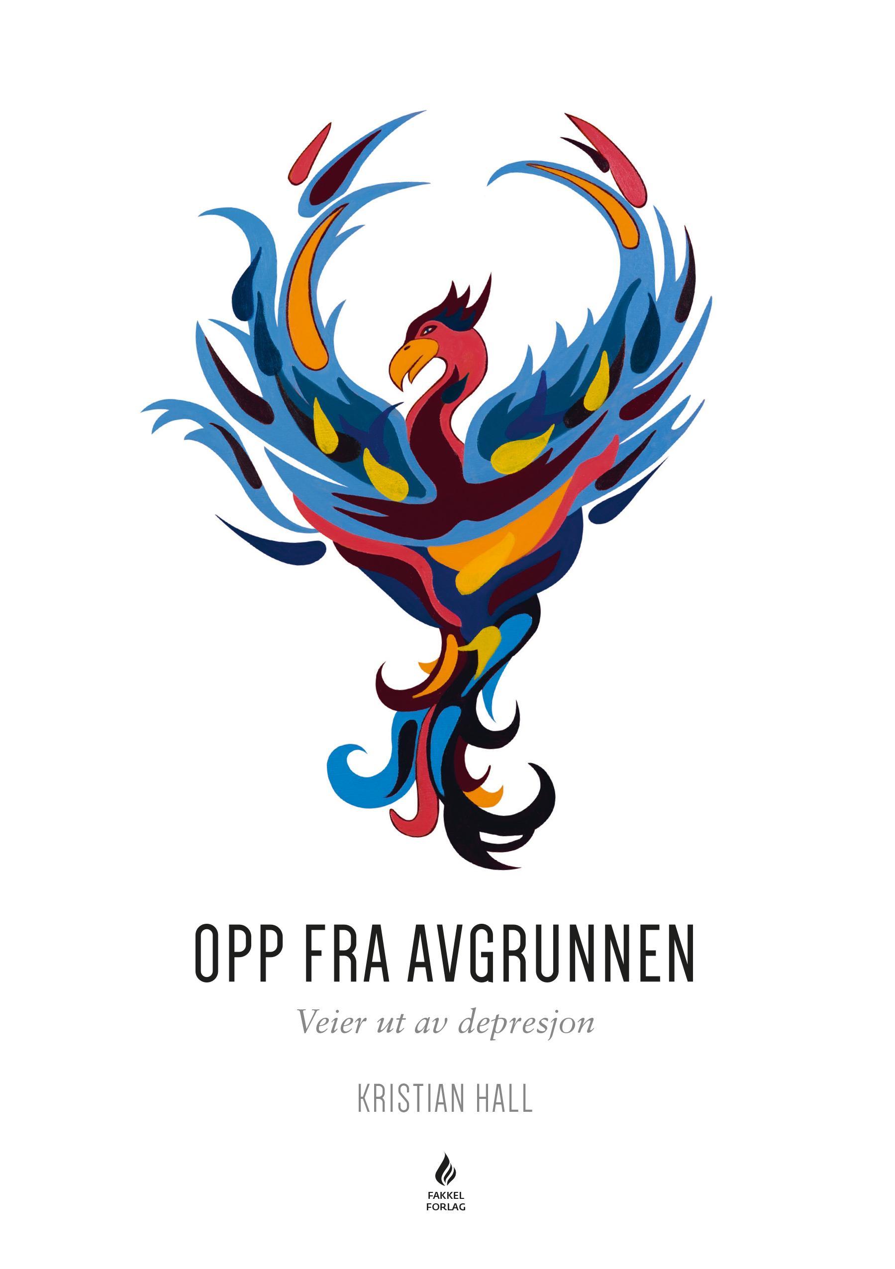 """""""Opp fra avgrunnen"""" av Kristian Hall"""
