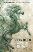 """""""The green rider - green rider book 1"""" av Kristen Britain"""