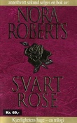 """Svart rose"" av Nora Roberts"