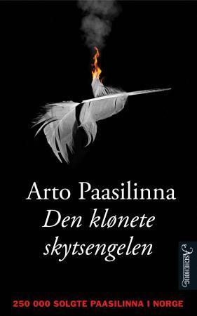 """""""Den klønete skytsengelen"""" av Arto Paasilinna"""