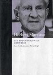 """""""Det endimensjonale menneske - studier i det avanserte industrielle samfunns ideologi"""" av Herbert Marcuse"""