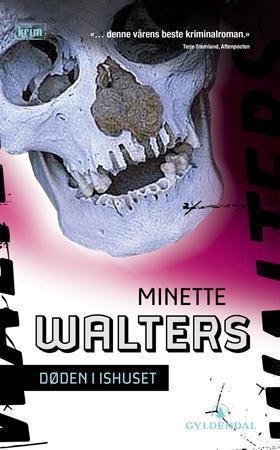 """""""Døden i ishuset"""" av Minette Walters"""