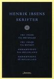 """Henrik Ibsens skrifter. Bd. 3"" av Henrik Ibsen"
