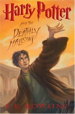 """Harry Potter and the Deathly Hallows"" av J. K. Rowling"