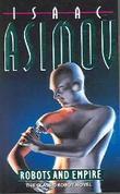 """Robots and empire"" av Isaac Asimov"