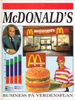 """""""McDonald's - Business på verdensplan - selskabet bag verdens mest solgte burgers"""" av William Gould"""