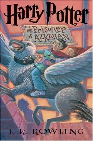 """""""Harry Potter and the Prisoner of Azkaban (Book 3)"""" av J.K. Rowling"""