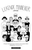 """""""Lekende mennesker"""" av Jon Ewo"""