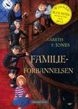 """""""Familieforbannelsen"""" av Gareth P. Jones"""