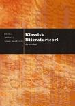Omslagsbilde av Klassisk litteraturteori