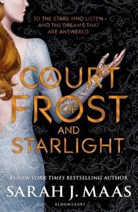 """A court of frost and starlight"" av Sarah J. Maas"