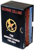 """The hunger games trilogy"" av Suzanne Collins"