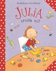 """""""Julia spiser alt"""" av Eva Eriksson"""