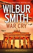 """""""War cry"""" av Wilbur Smith"""