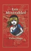 """""""Les miserables - leatherbound"""" av Victor Hugo"""
